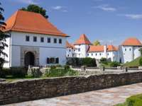 Fortress in the town of Varaždin (Croatia)