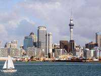 Panorama of Auckland (New Zealand)