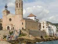 Igreja em Sitges (Espanha)
