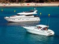 Luxusní jachty