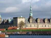Castello di Kronborg a Helsingør (Danimarca)