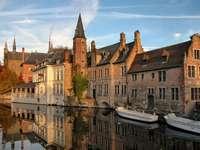 Κανάλια στη Μπριζ (Βέλγιο)