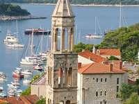 Остров Хвар (Хърватия)