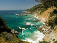 Big Sur in California (USA)