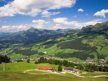 View at Tyrol (Austria)