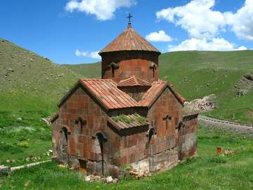 Medieval church (Armenia)