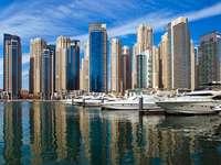 Dubai Marina (United Arab Emirates)