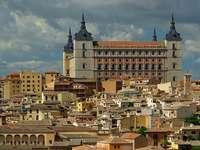 Fortification in Toledo (Spain)