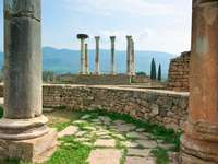 Ruins of Volubilis (Morocco)
