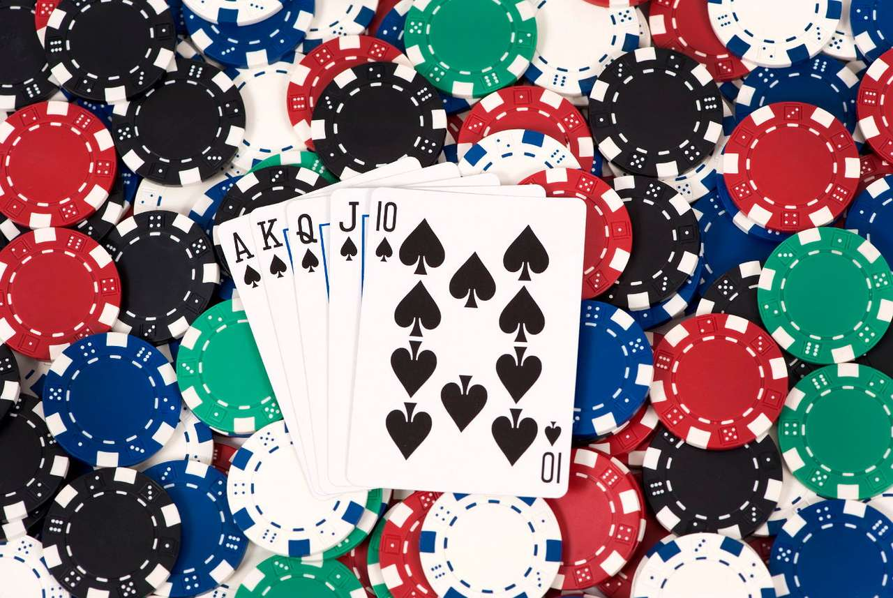 Poker - The present day deck of cards most probably comes from old banknotes – cards were known in China before 10th century, and originally money was used as cards. Cards arrived in Europe in 14th century (20×13)
