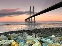 Vasco da Gama Bridge (Portugal)