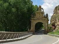 Porte de Ségovie (Espagne)