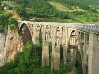 Γέφυρα Đurđević (Μαυροβούνιο)