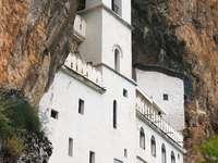 Kloster Ostrog (Montenegro)