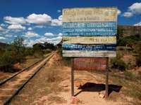 Information board (Bolivia)