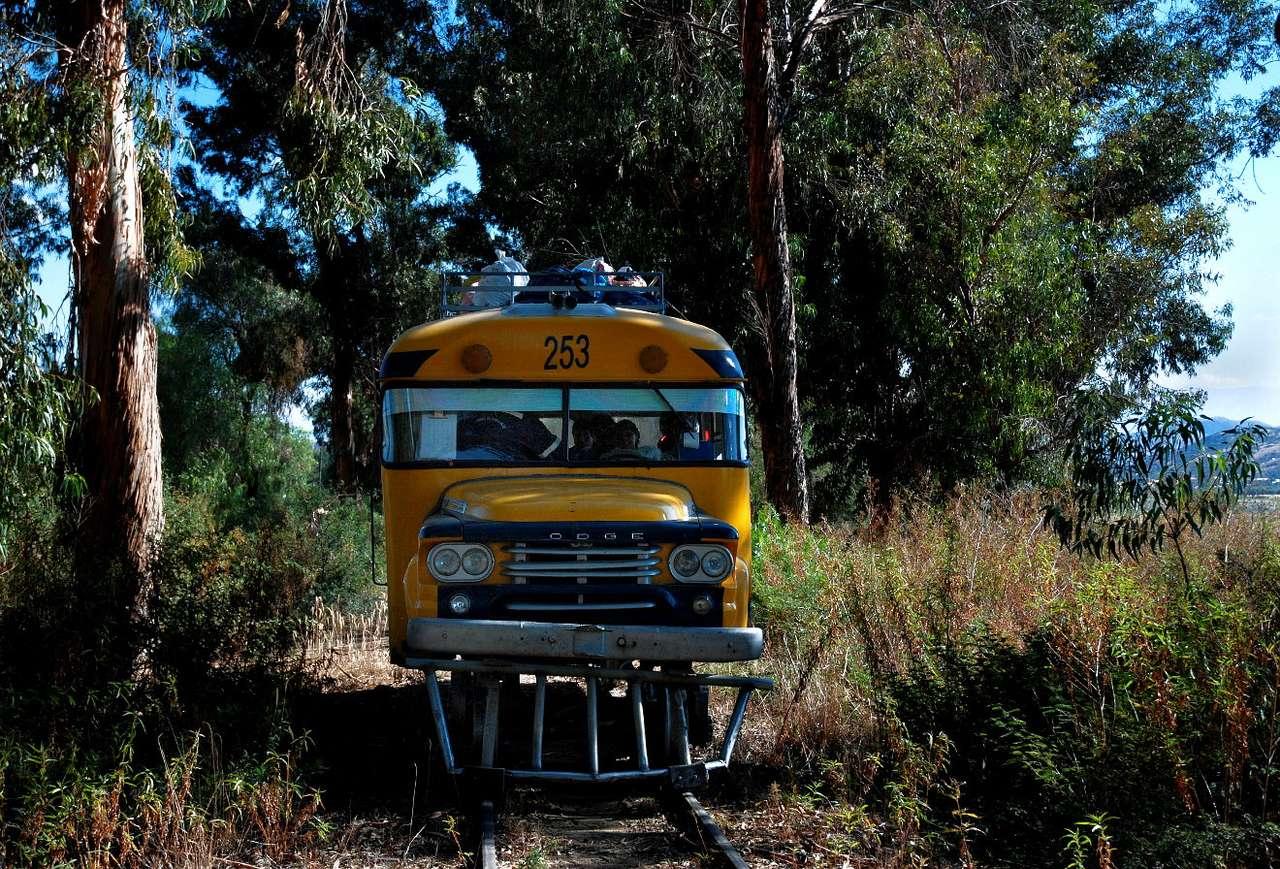Railbus (Bolivia)