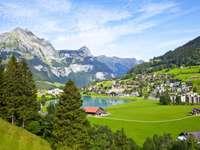 Hory nad Engelbergem (Švýcarsko)