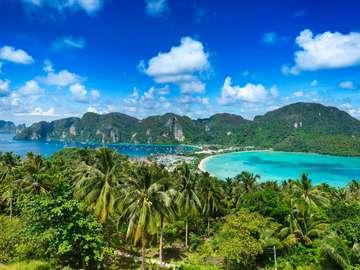 Phi-Phi Island (Thailand)