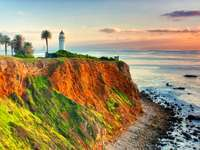 Phare de Point Vicente en Californie (USA)