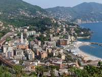 Town of Recco (Italy)