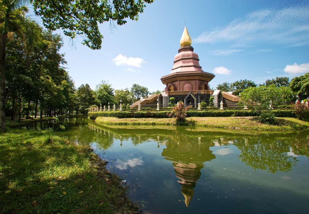 Buddhist temple Phi Lom (Thailand)