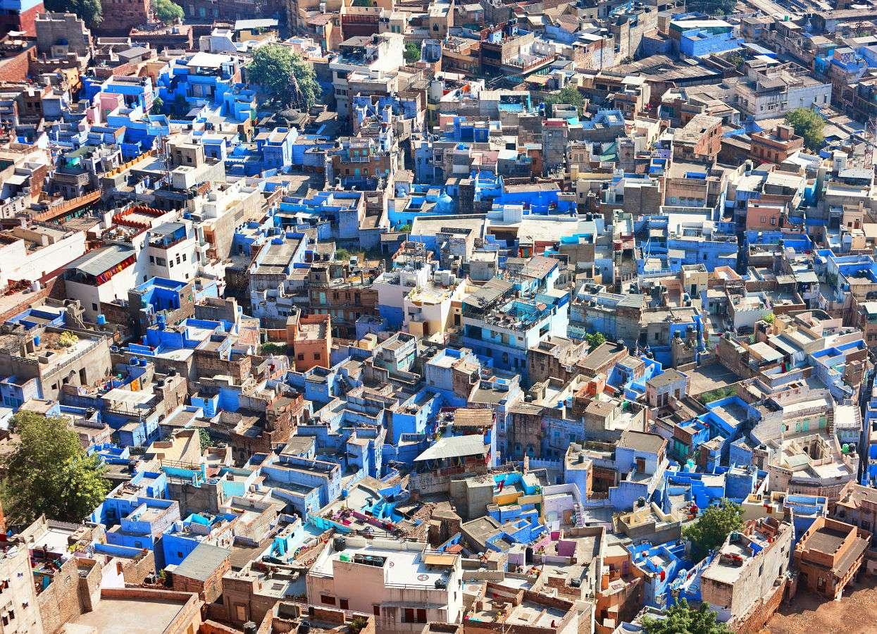 View of Jodhpur (India)