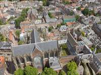 Utrecht - the view from the Dom Tower (Netherlands)