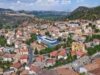 Town of Valsinni (Italy)
