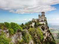 La Rocca o Guaita fortress (San Marino)