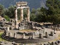Marmaria in Delphi (Greece)