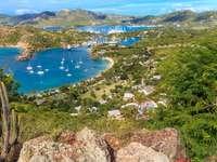 Island of Antigua (Antigua and Barbuda)