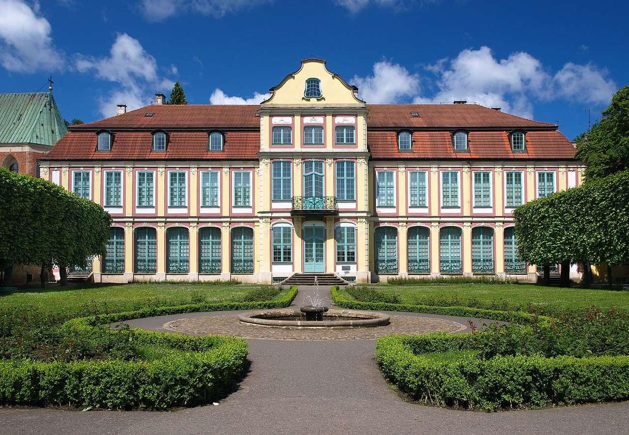 Palacio de los Nuevos Abades en Gdansk (Polonia)