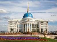 Presidential Palace in Astana (Kazakhstan)