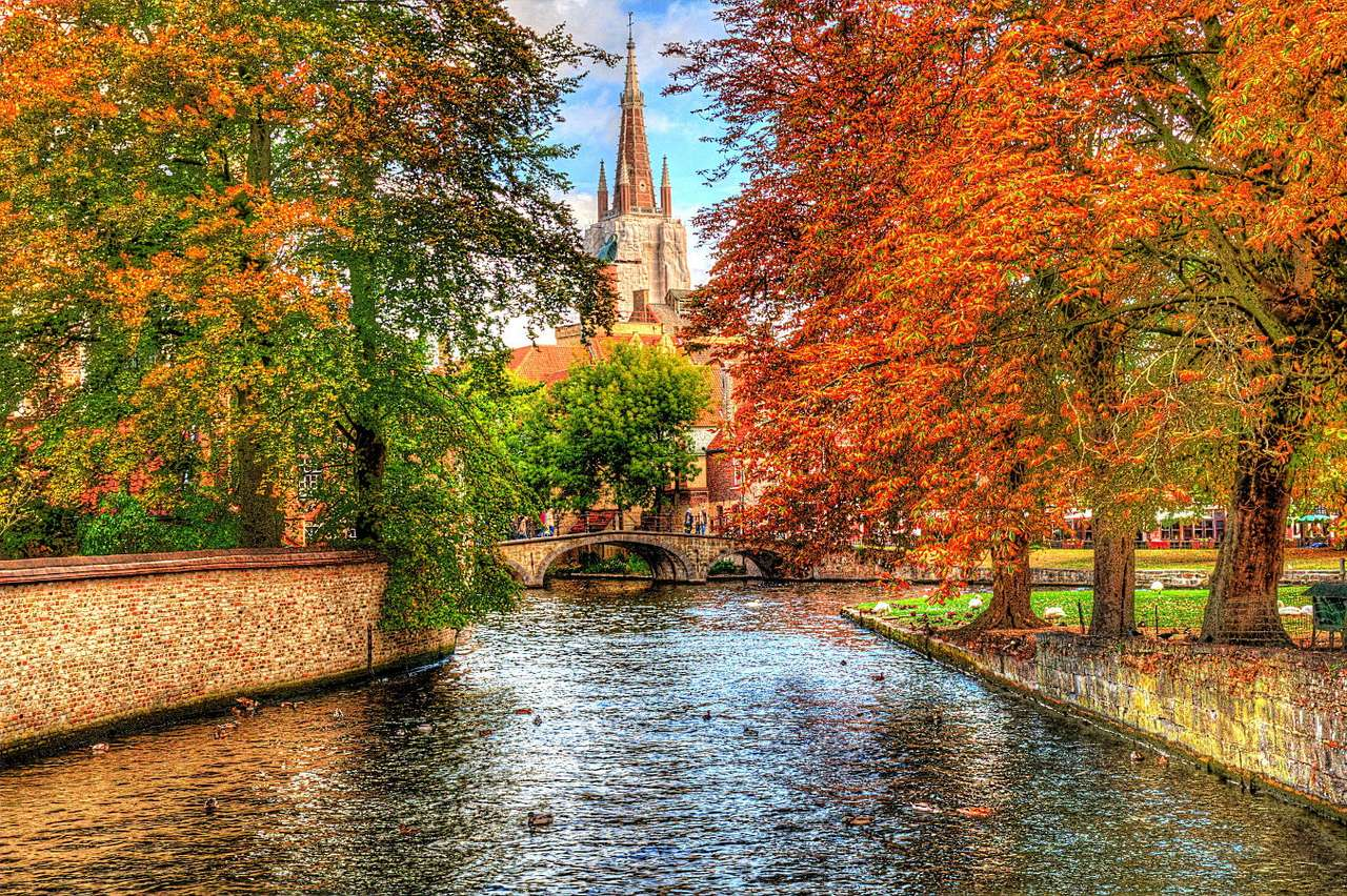 Church of Our Lady in Bruges (Belgium)