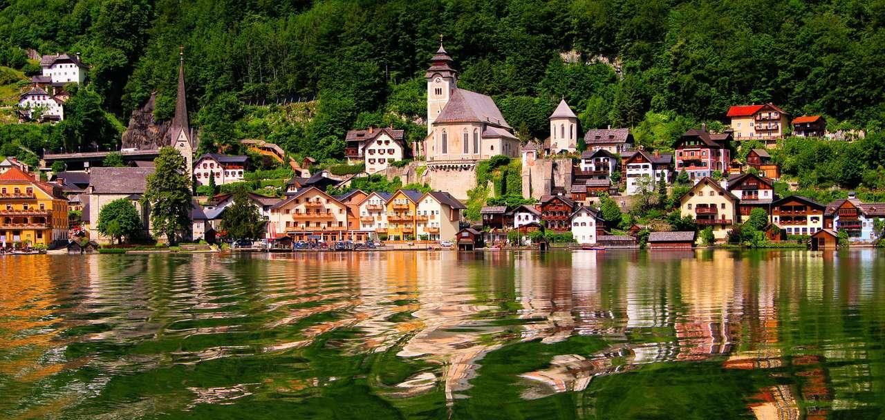 Village of Hallstatt (Austria)