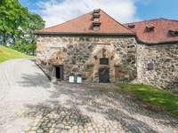 Akershus Fortress in Oslo (Norway)