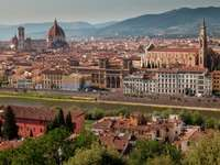 Florence panorama (Italy)
