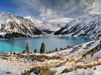 Big Almaty Lake (Kazakhstan)