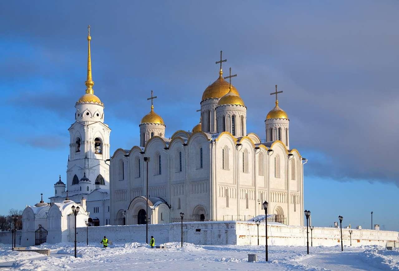 Szűzanya székesegyház Vlagyimirban (Oroszország)
