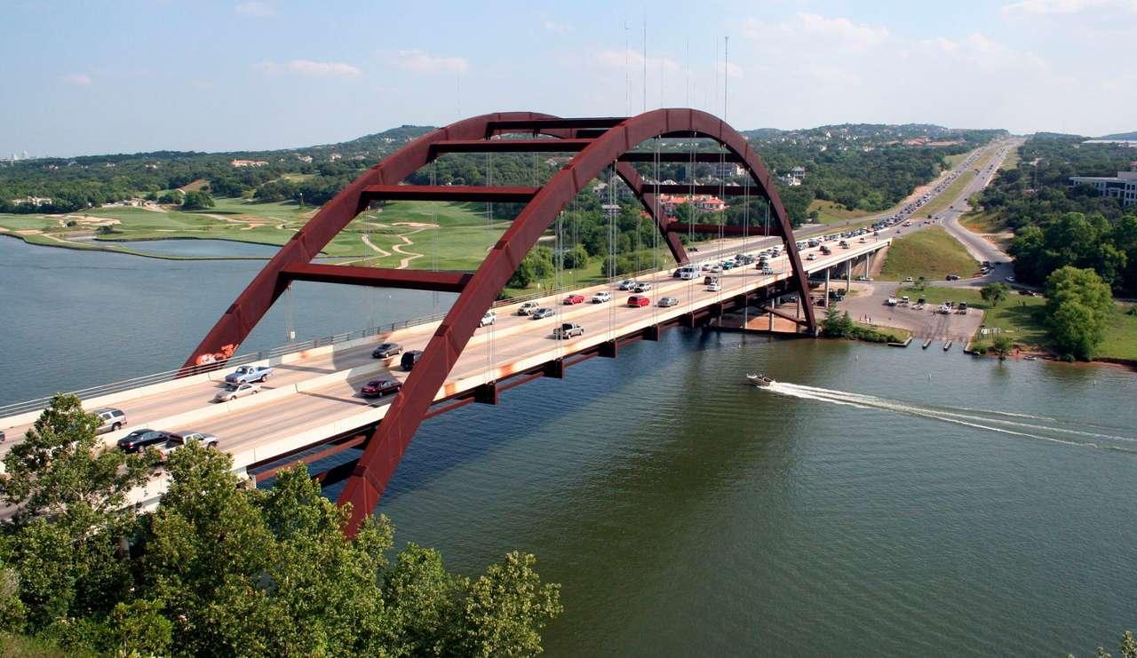Pennybacker Bridge in Austin (VS)