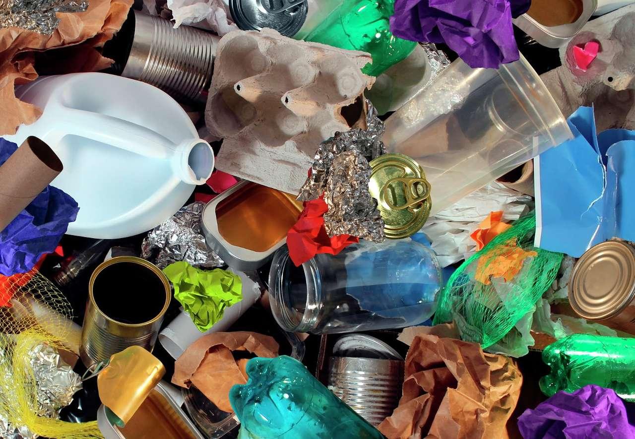 Återvinningsbart avfall