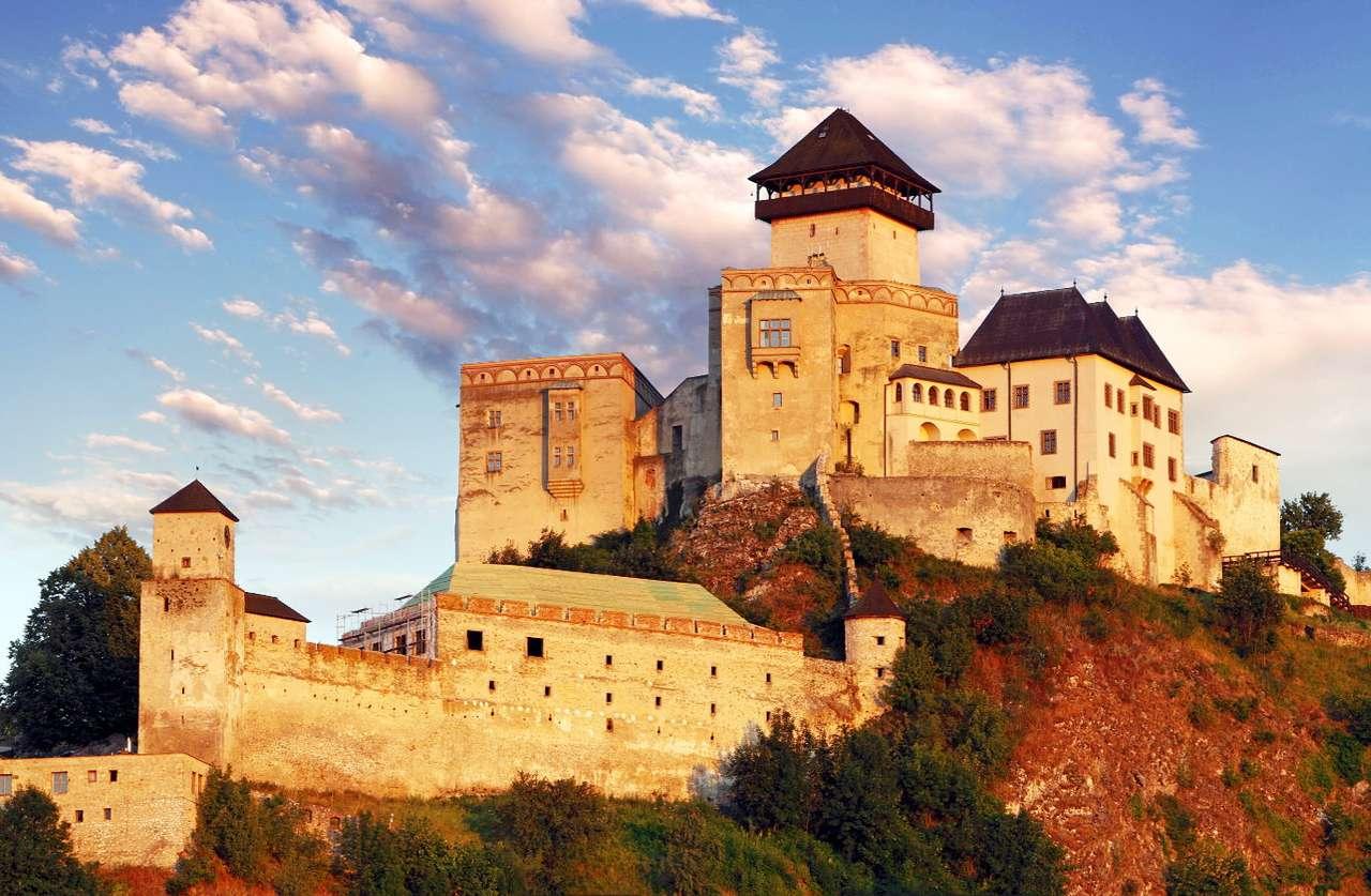 Κάστρο του Trenčín (Σλοβακία)
