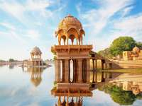 The Golden City of Jaisalmer (India)