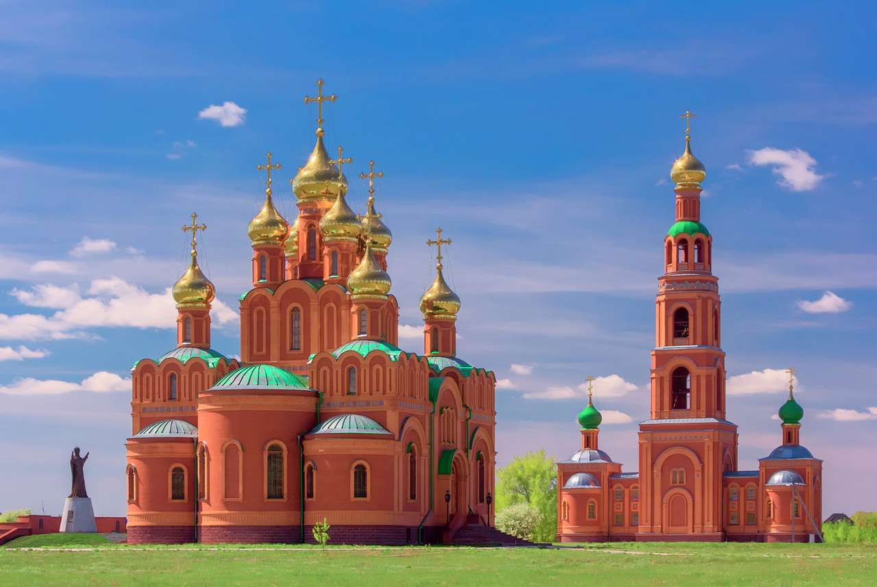 Achairsky Monastery (Russia)