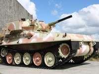 Recunoaștere ușoară FV101 tanc Scorpion