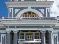 Rathaus in Cienfuegos (Kuba)