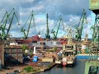 Gdańsk Shipyard (Poland)