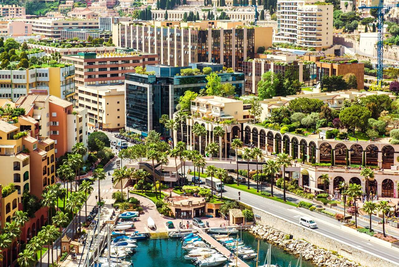 District of Fontvieille (Monaco) - Fontvieille is a harbor district in the south-western part of the Principality of Monaco. The district was built on the land that had been artificially reclaimed from the sea in accordance with the  d (22×15)