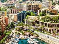 District of Fontvieille (Monaco)