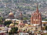 City of San Miguel de Allende (Mexico)